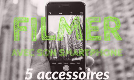 5 accessoires indispensables pour faire de la vidéo avec votre iPhone